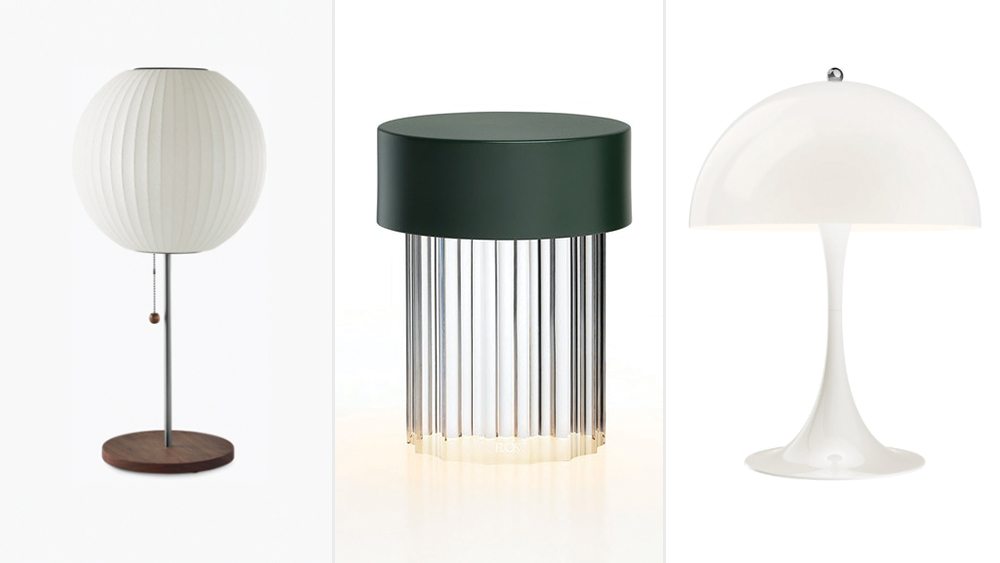 Light, Desk, Lamp, Design Within Reach, Flos, Louis Poulsen