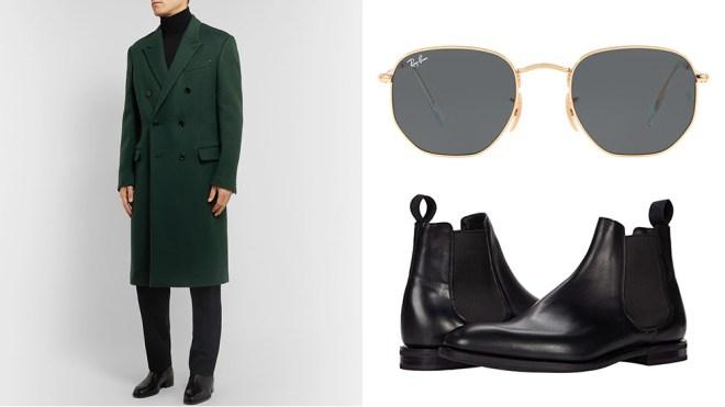 Deals on Luxury Menswear