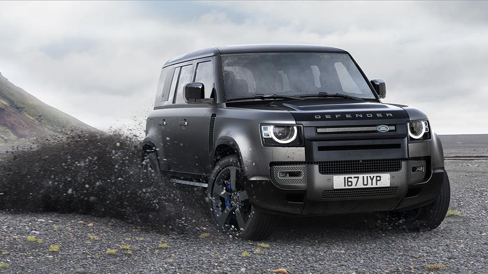 2022 Land Rover Defender V8 110 Carpathian Edition