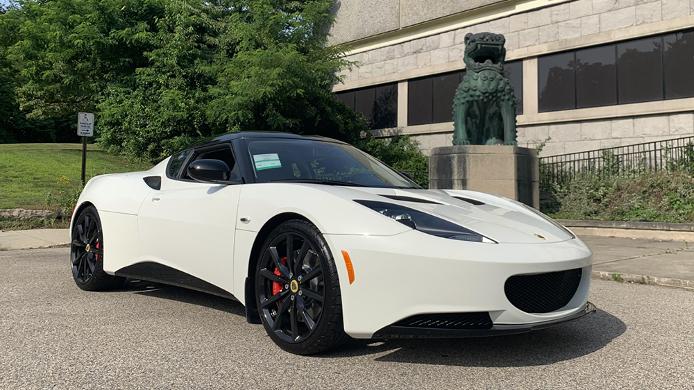 2014 Lotus Evora S Coupe