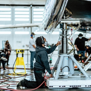 Virgin Galactic's Galactic Unite Black Leaders in Aerospace Scholarship and Training (BLAST) program