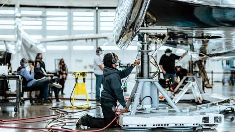 Virgin Galactic's Galactic Unite Black Leaders in Aerospace Scholarship and Training (BLAST) program