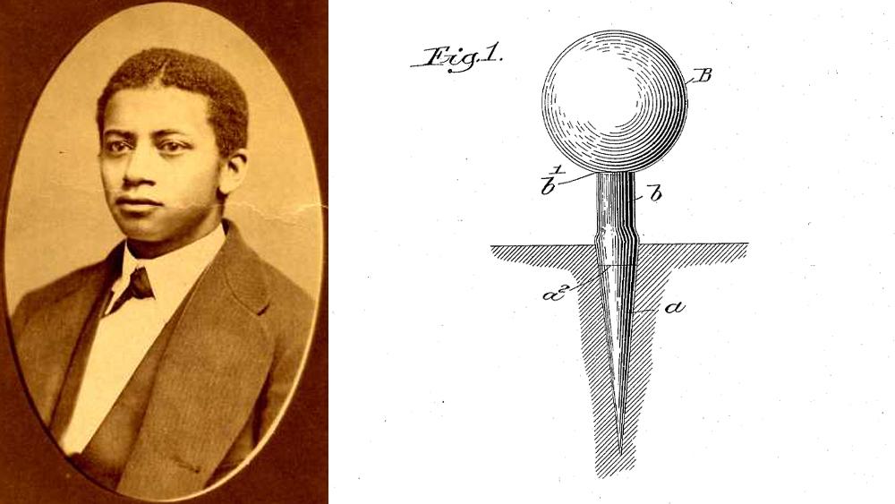 The Golf Tee: George Grant