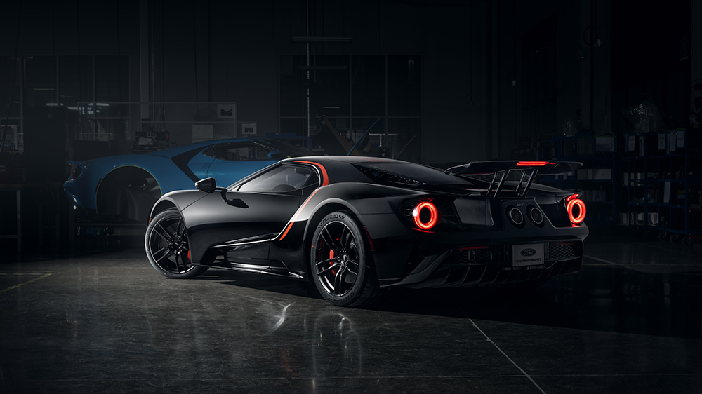 The first 2021 Ford GT Studio Collection variant