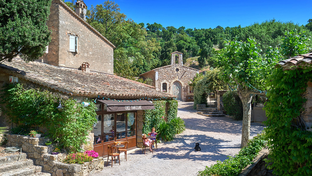 Johnny Depp's $55 Million French Village Has a Bistro, Wine Cave and Skate Park. Now It's Up for Sale—Again.