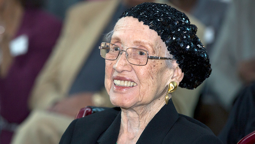 Defying Obstacles, Mathematician Katherine Johnson Helped Make Human Space Flight Possible