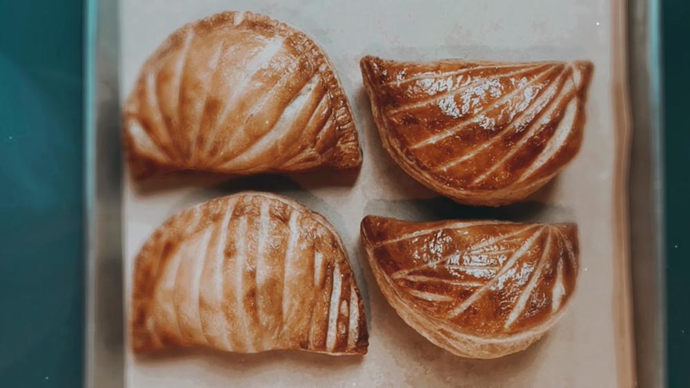 rough puff pastry kristen hall baking bandits
