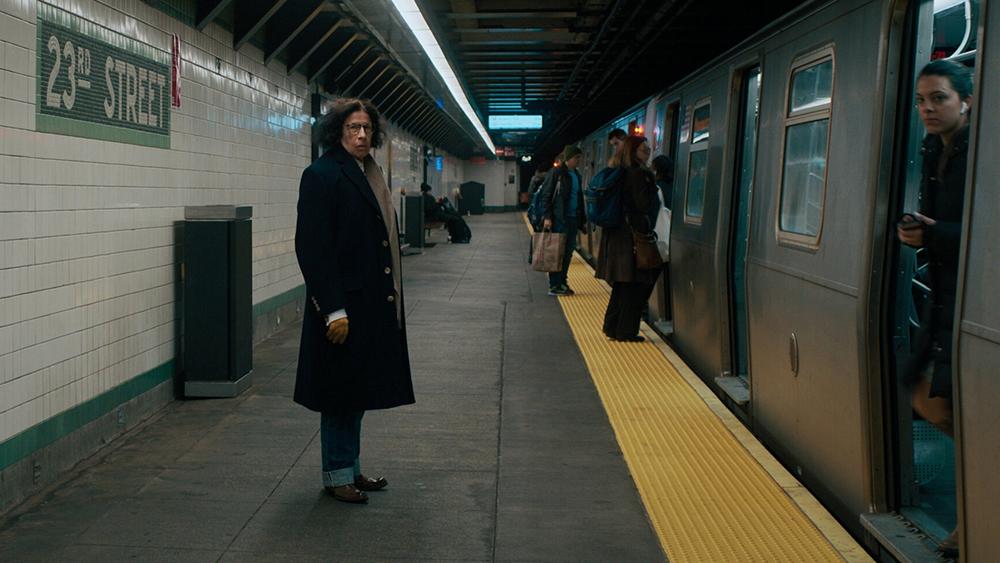 """Fran Lebowitz in """"Pretend It's a City""""."""