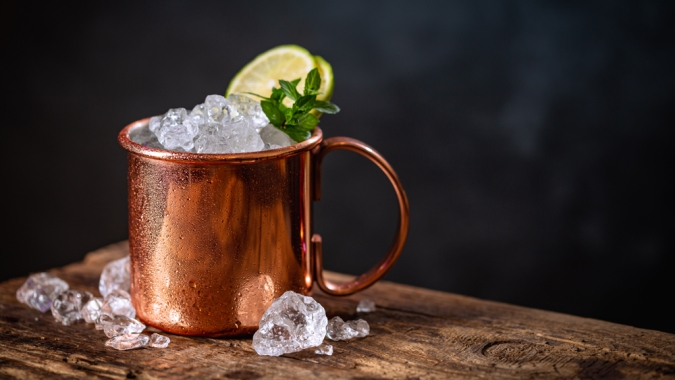 How to Make a Moscow Mule, the Vodka Cocktail With the Coolest Mug in All of Mixology