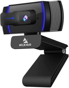 NexiGo Full HD 1080P Webcam