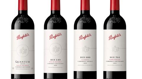penfolds wine shiraz cabernet