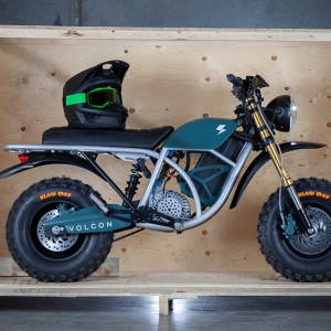 Volcon Runt electric motorcycle