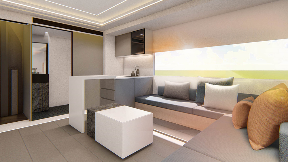 SAIC Maxus Life Home V90 Villa Edition
