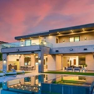 Dennis Schröder's new Tarzana mansion