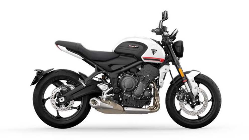 2021 Trident 660cc motorcycle