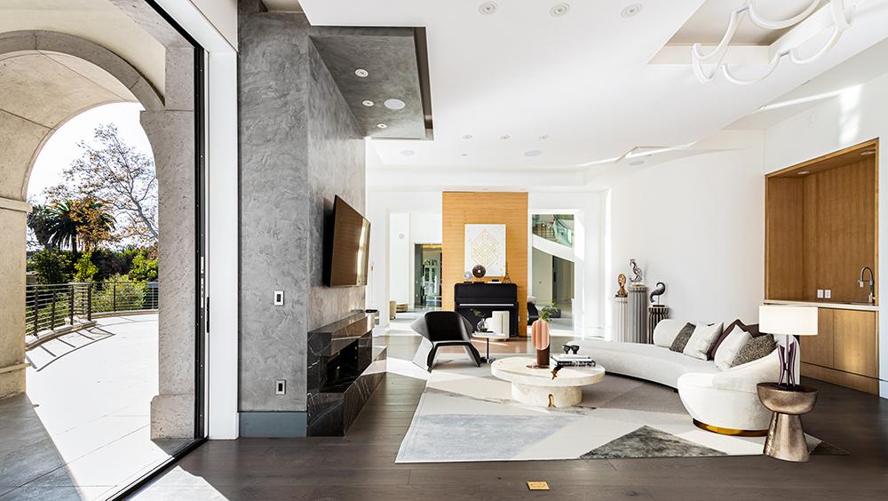 Home, California, Real Estate