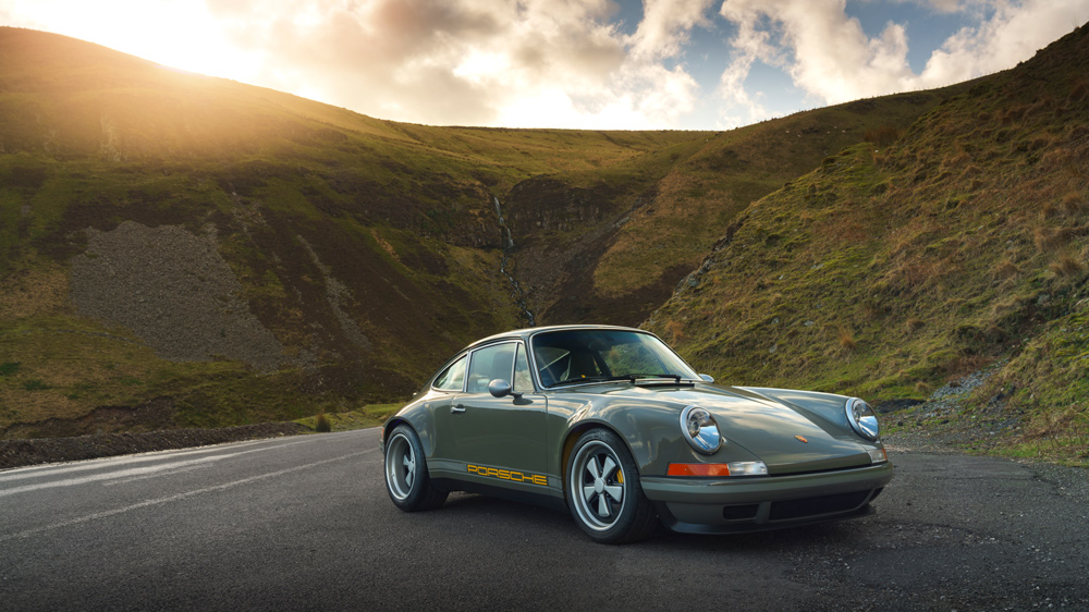First Drive: Here's How Theon Design Has Refined the Classic 911 Recipe