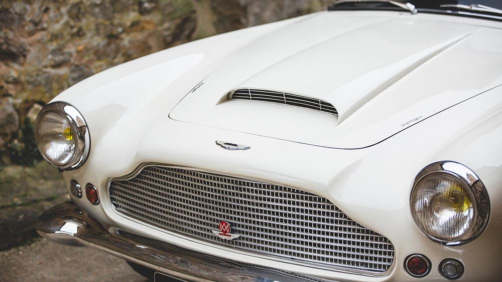 1958 Aston Martin DB4