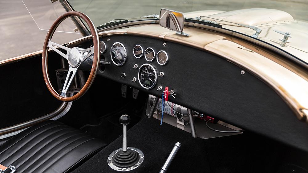 1965 Bronz Shelby Cobra