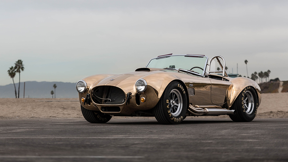 1965 Bronze Shelby Cobra