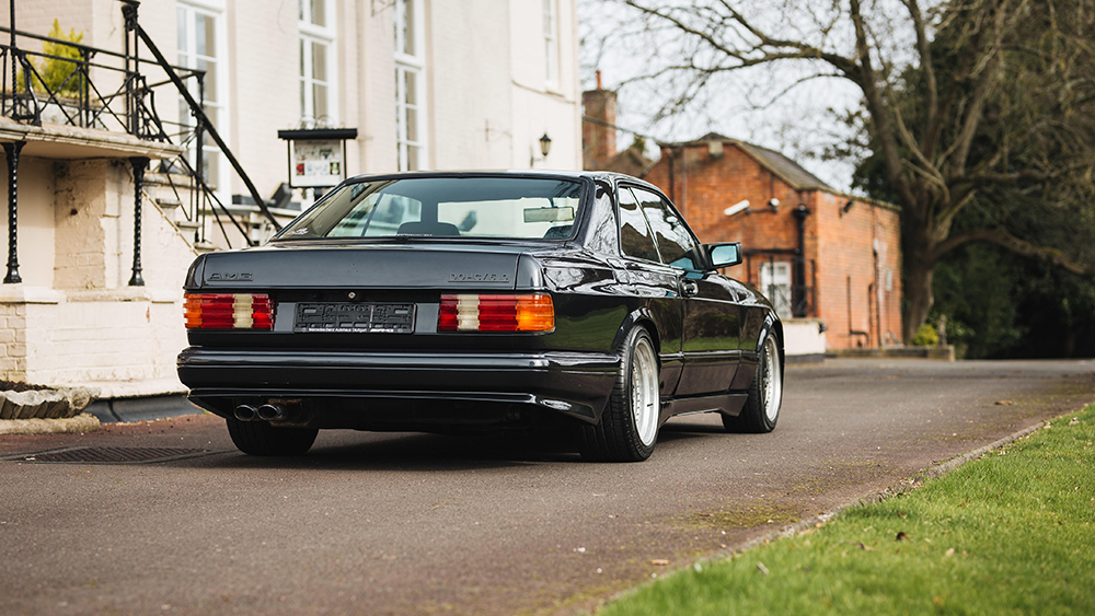 1989 Mercedes-Benz 560SEC AMG Wide Body