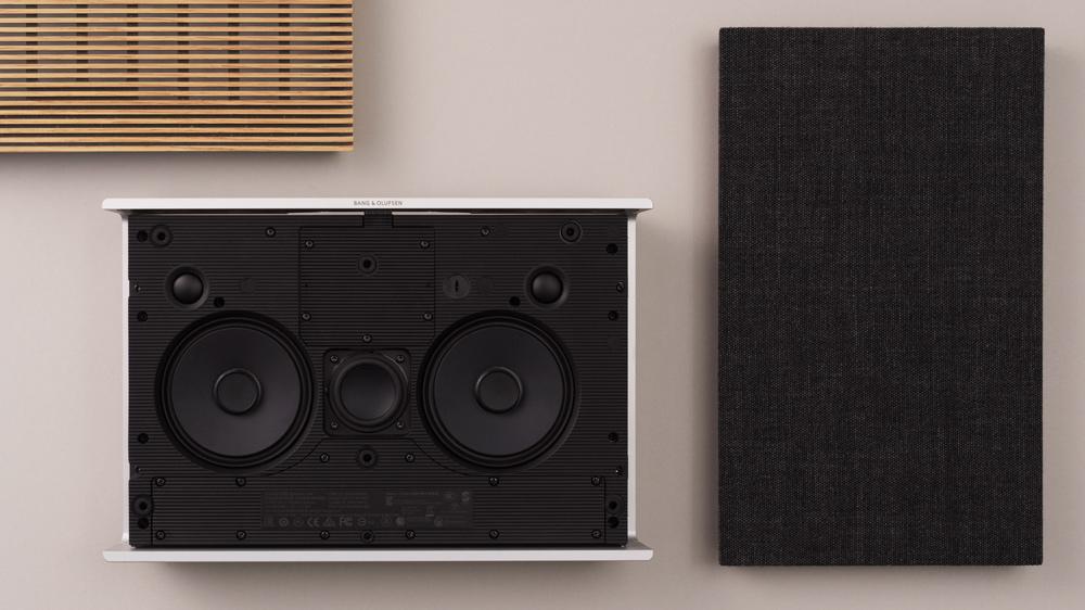 The Bang & Olufsen Beosound Level wireless speaker.