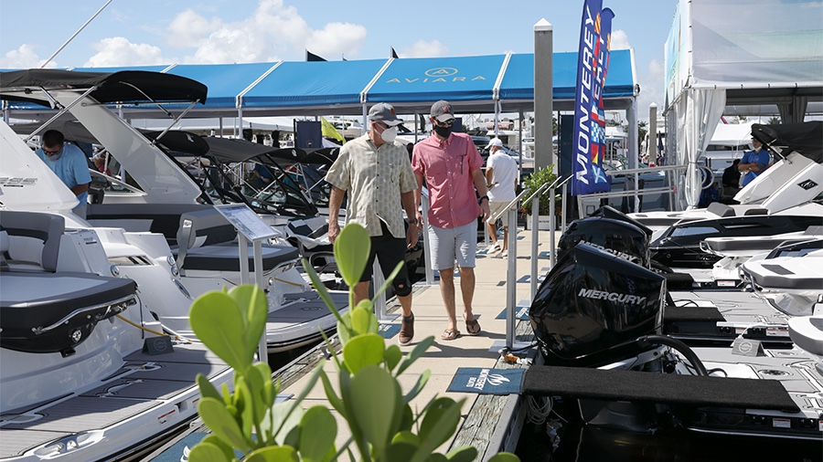 The Palm Beach International Boat Show