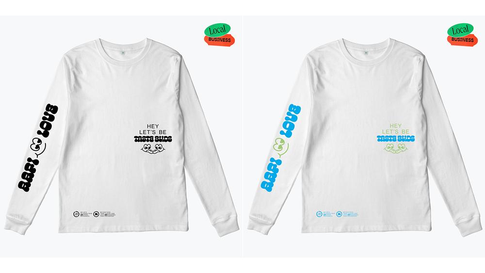 AAPI Love Taste Bud T-Shirt
