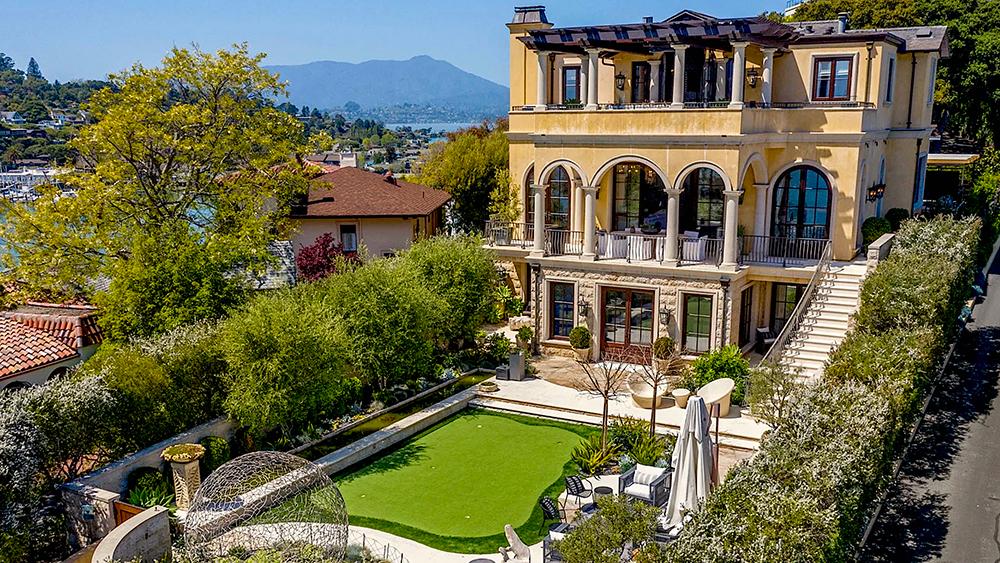 Bellevue, Home, San Francisco, California, Yacht