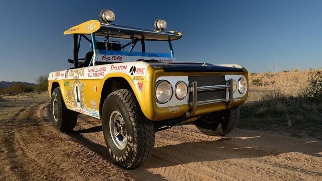1969 Ford Bronco Big Oly