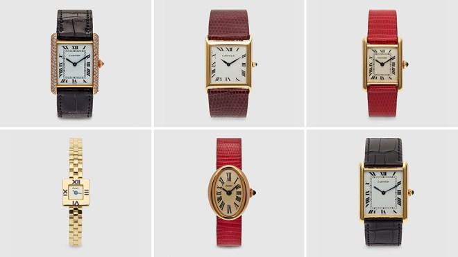 Cartier Watches Dover Street Market