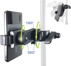 ChargerCity Mic Stand Smartphone Mount