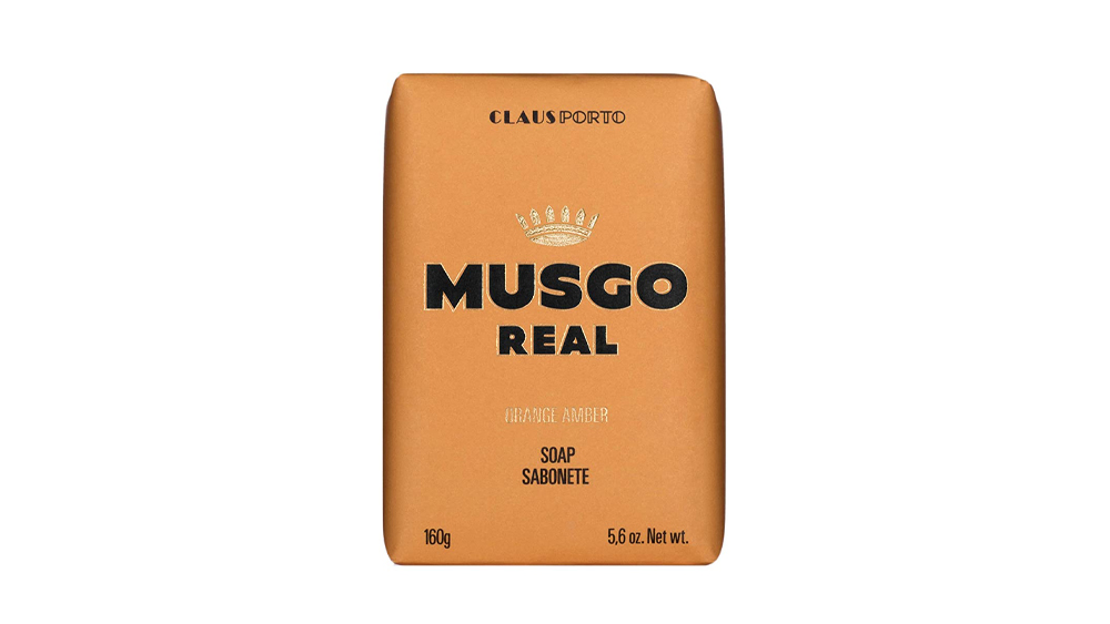 Claus Porto Musgo Real Orange Amber Soap