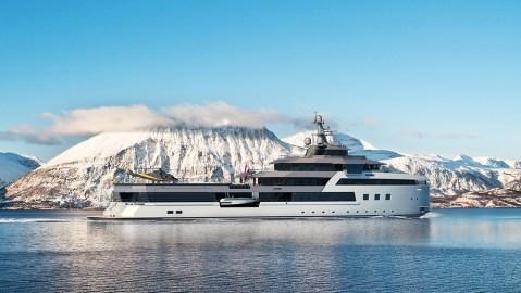 Damen Yachting SeaXplorer 77