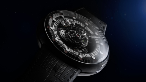 Death Star Tourbillon