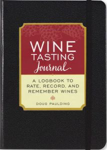 Doug Paulding Wine Tasting Journal