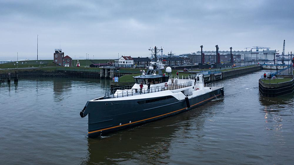 Damen Yachting Gene Chaser