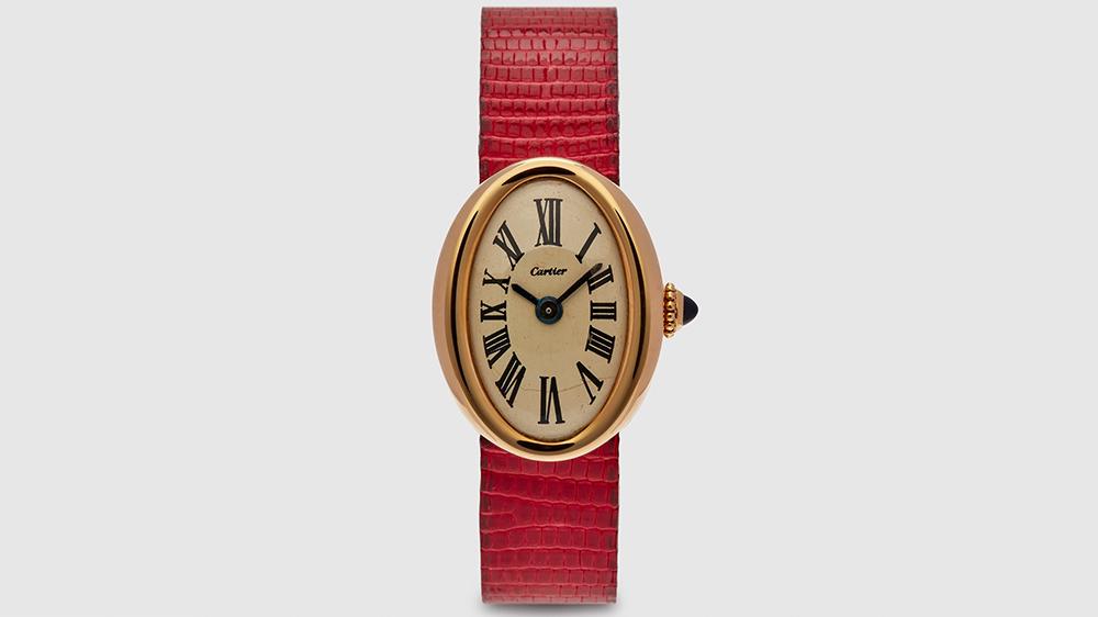 Harry Fane Cartier Baignoire Wristwatch