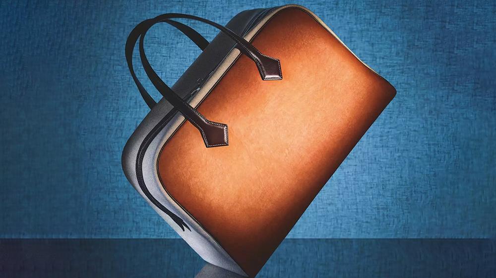 Hermes Sylvania Victoria travel bag
