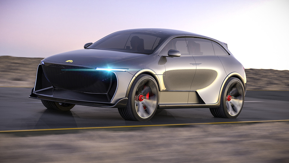 FOTO: Humble One će biti prvi SUV na solarni pogon!