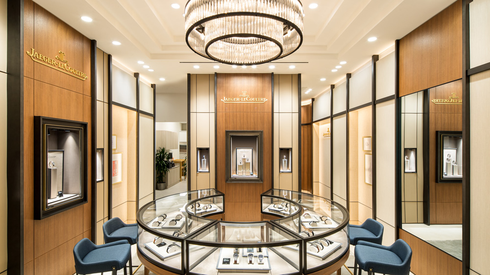 Jaeger-LeCoultre Westfield Valley Fair Boutique