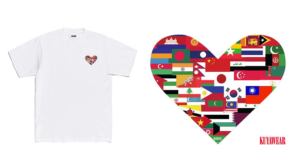 Kuyawear More Love T-Shirt