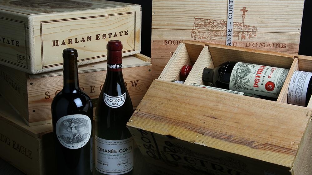 Benchmark Wines & Case