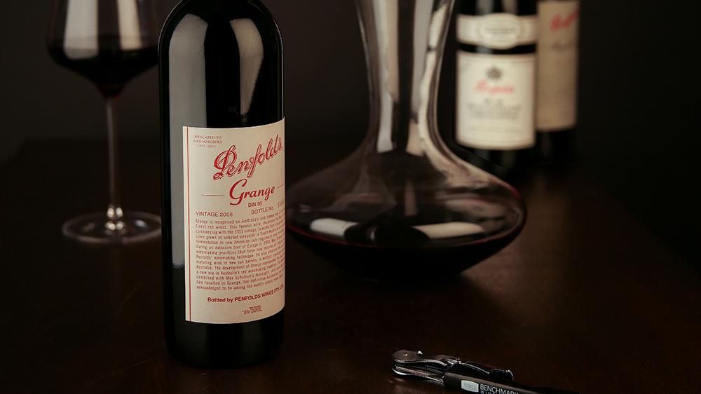 Benchmark Wine & Decanter