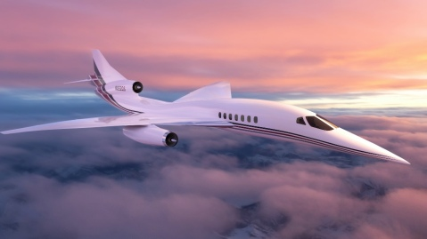 Aerion Corp. has signed an agreement with NetJets for 20 of its supersonic jets