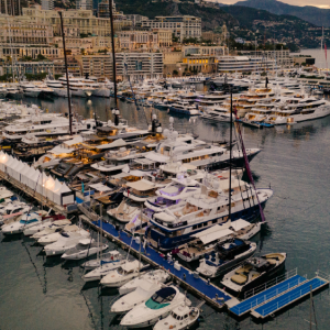 The 2021 Monaco Yacht Show Will Have a New Format This Year