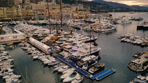 Monaco, Yacht, Home, Real Estate