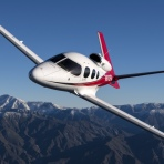 The Cirrus G2 Vision Jet was the best selling aircraft of 2020