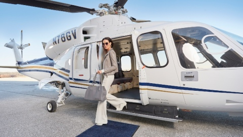 This new service offers cheaper helicopter service between NYC and DC