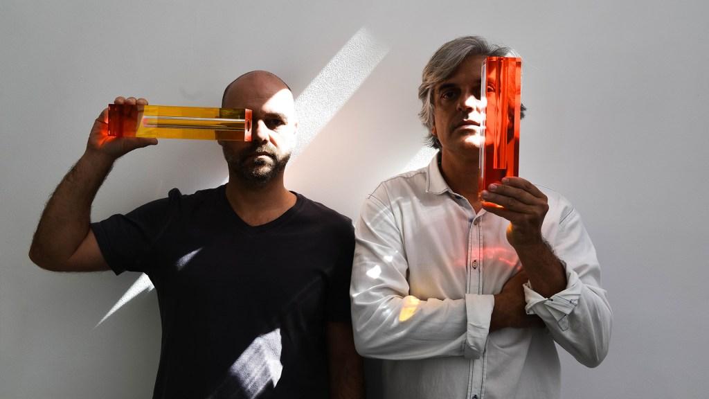 Lattoog Founders Leonardo Lattavo (left) and Pedro Moog
